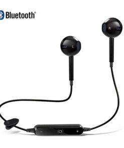 Auricular Deportivo Sport Headset Color Negro