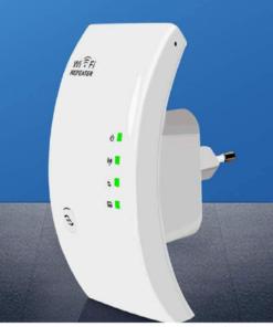 amplificador y repetidor de wifi