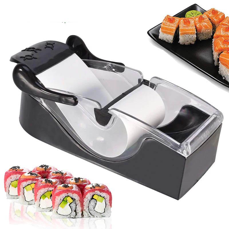 Máquina para Enrollar Sushi Color Negro