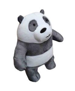 Peluche Pequeño Panda de Escandalosos de Lado
