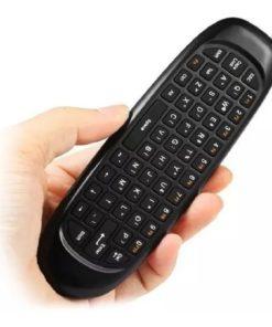Mini teclado remoto air mouse con giroscopio mega bahía